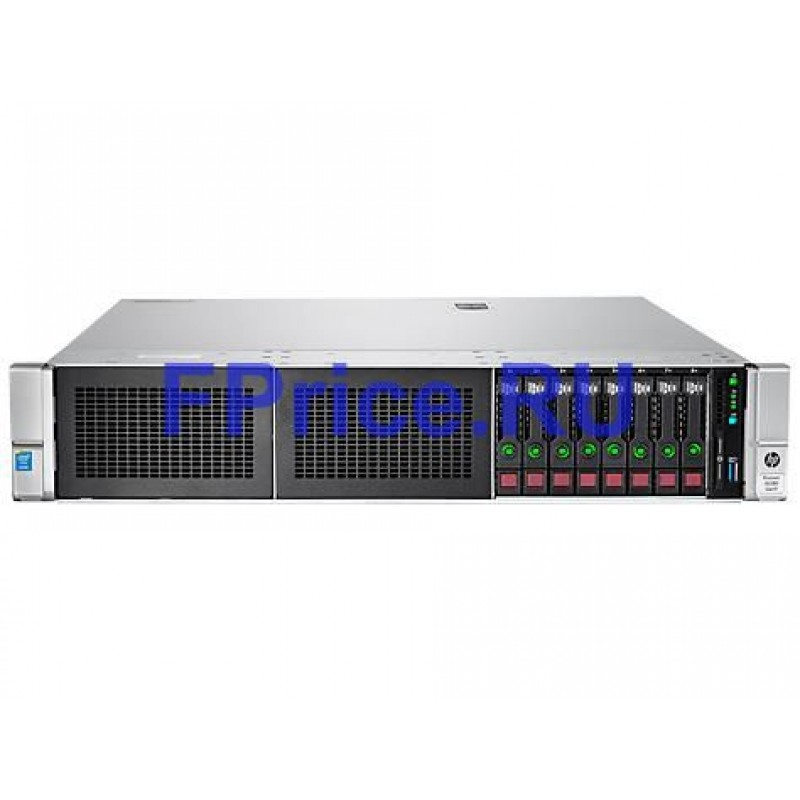 ProLiant DL380 : DL380Gen9 E5-2603v3 (1.6GHz-15MB) 6-Core ...